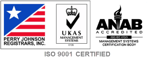 ISO Certified Stamping Company